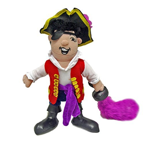 The Wiggles Captain Feathersword Plush Doll Toy 11