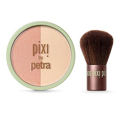 Pixi - Beauty Blush Duo + Kabuki Peach Honey by Pixi