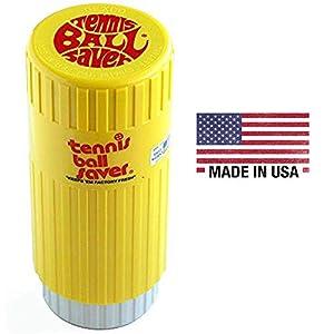 מערכת אחסון לכדורי טניס- מחזיקה אותם בלחץ פנימי וחיצוני שווה המונעת כניסת אוויר