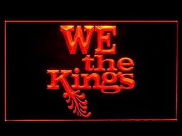 Amazonwe the kingsled light sign we the kingsled light sign mozeypictures Choice Image