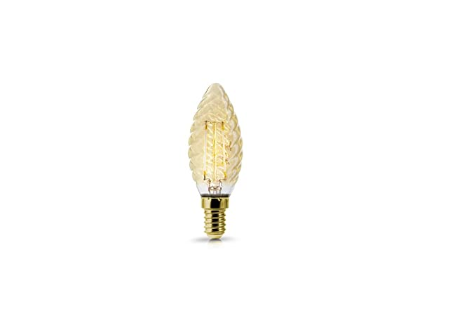 Luxen Bombilla LED E14, 2 W, blanco 35 x 100mm