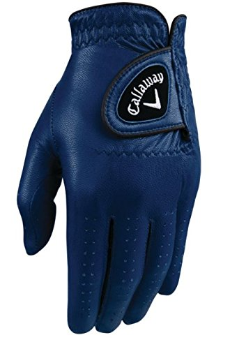 Callaway Golf Men's OptiColor Leather Glove