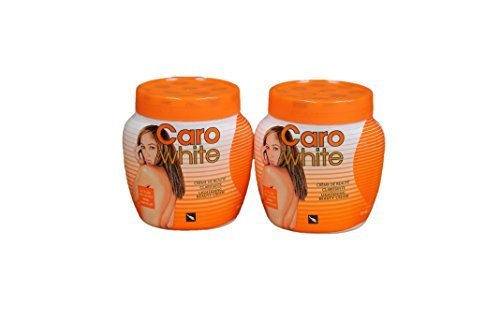 Caro White Lightening Beauty Jar Cream 10.5oz/300ml (2 pack)