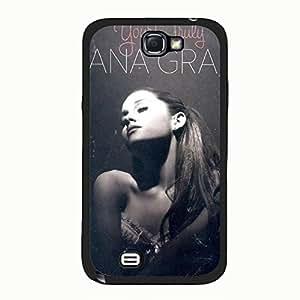 Hot Ariana Grande Phone Case Cover For Samsung Galaxy Note 2 n7100 Ariana Grande Stylish