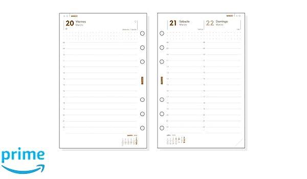 Finocam - Recambio Anual 2020 1 día página Open R598 español ...