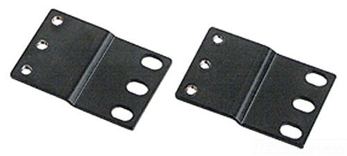 Panduit PEB1 Panel Extender Bracket, Black
