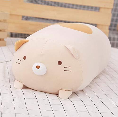 VIDANQE 60Cm 90Cm Sumikko Gurashi Corner Bio Pillow Creature Cute Cat Dinosaur White Bear Penguin Plush Toy 1Pcs Cool Must Haves Baby Gifts The Favourite Toys Superhero Party Supplies Unboxing Box by VIDANQE