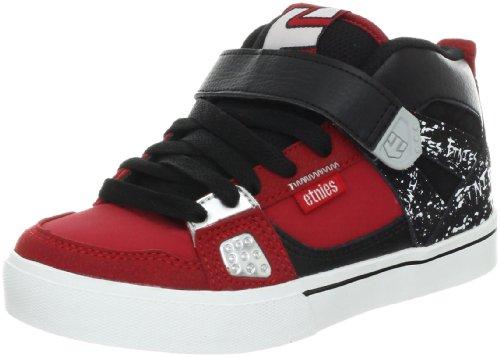 Etnies Zapatillas Infantil Decade negro - negro/ rojo