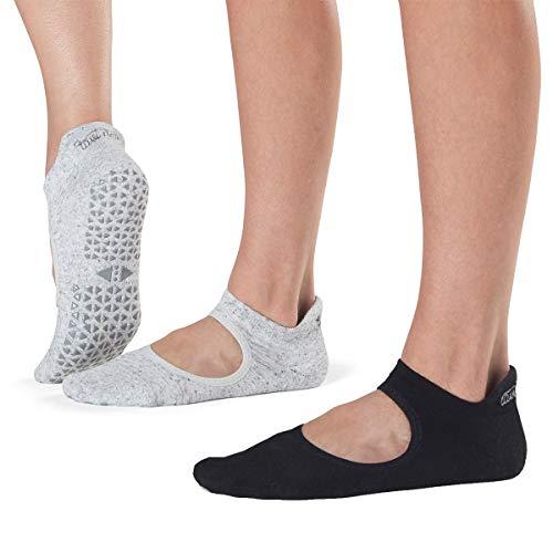 Dance Pilates Grip Barre Tavi Noir Women\u2019s Lola Non-Slip Socks Yoga Socks Sports \u0026 Fitness Yoga