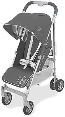 Maclaren WD1G260612 Techno arc - Silla de paseo, ligero, manillar unido, para recién nacidos hasta los 25kg, Asiento multiposición, suspensión en las 4 ruedas: Amazon.es: Bebé
