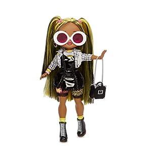 L.O.L. Surprise! O.M.G. Alt Grrrl Fashion Doll with 20 Surprises,Multicolor