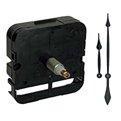 USA Made High Torque Clock Movement & 14 Hands Kit