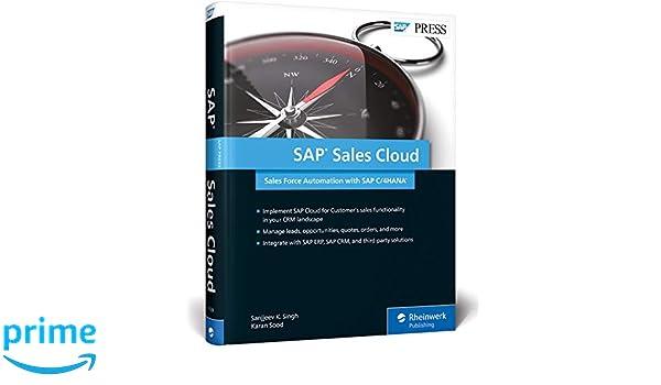 Amazon com: SAP Sales Cloud (SAP Hybris Cloud for Sales, SAP