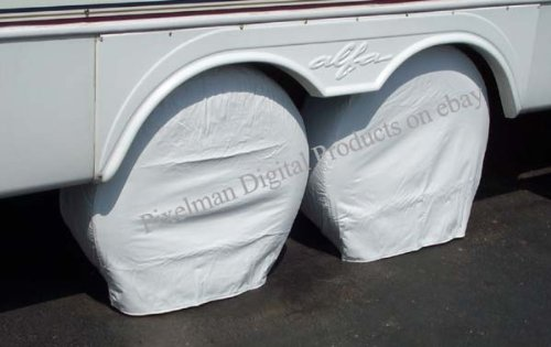 ADCO Vinyl Tire Covers Tyre Guards 43 - 45