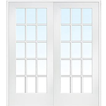 Interior Clear Glass Door