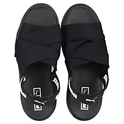 Sandal Platform Nero Sandalo Donna Puma 4Oznwqzf