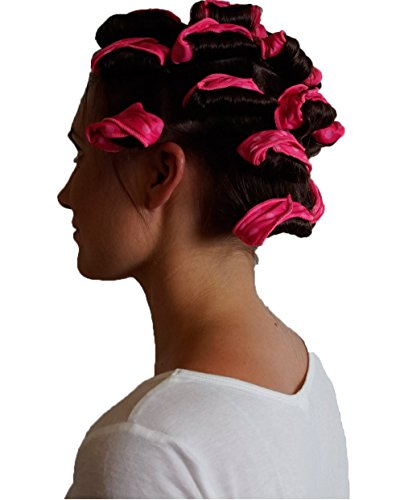 Best Flexible Foam And Sponge Hair Curlers In The Industry Revolutionizing Old Fashion Rods Into 20 New Night Curlers That Are Comfy To Sleep On For Wavy Tight Spiral Curls For Thick Thin Hair