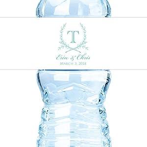 Wedding Water Bottle Labels - set of 25