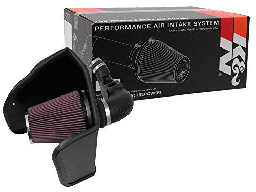 - K&N 63-3095 Performance Intake Kit