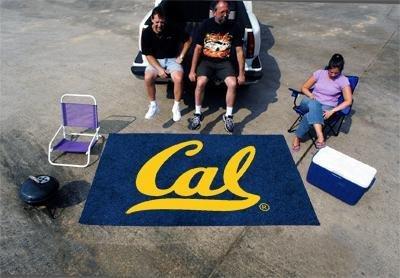 Fan Mats California - Berkeley UC, of Ulti-Mat, 60