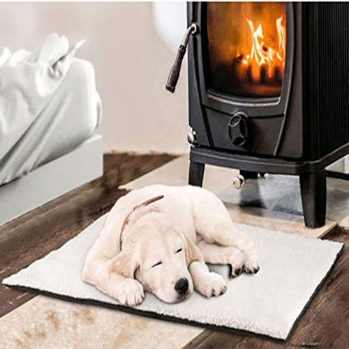 Euone  Pet Blanket Clearance , Self Heating Dog Cat Pet Bed Thermal Washable No Electric Blanket Required