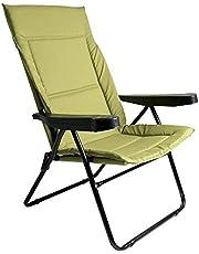 Cadeira Alfa 4 Posições Verde Mor