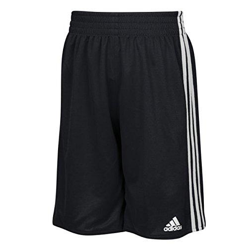 Adidas Youth Practice Reversible Basketball Short M Black-White