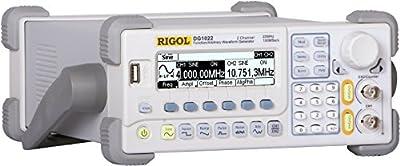 Rigol DG1022 - Channels: 2, Frequency Maximum: 20 Mhz