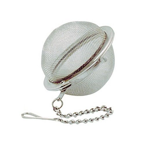 RSVP Endurance Tea Infuser Mesh Ball, 2 (Rsvp Endurance Stainless Steel Infuser)