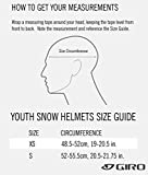 Giro Launch Plus Youth Snow Helmet - Purple Penguin