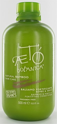Aeto Botanica Bamboo & Hibiscus Fortifying Conditioner, 16.9oz