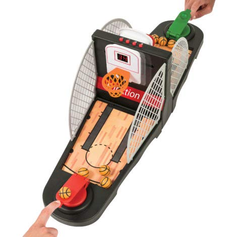 Electronic Movin' Hoops Table Top Basketball Game ()