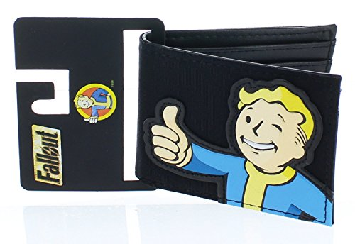 Fallout Vault Boy Bi-Fold Wallet from Unknown
