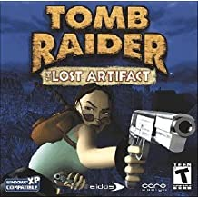New Eidos Interactive Tomb Raider The Lost Artifact Popular High Quality Modern Design