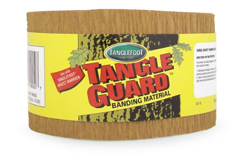 Trunk Wrap - Tanglefoot Tangle-Guard Tree Wrap 3