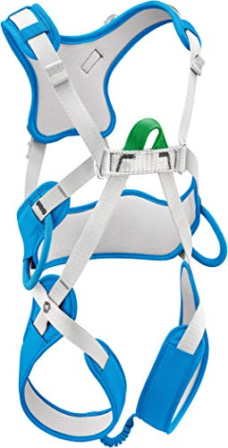 Petzl Oustiti Full Body Climbing Harness - Kid