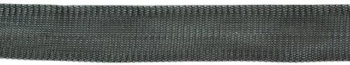 Artistic Wire, Wire Mesh, 1 Meter, Black, 18 -Millimeter (Tube Wire Mesh)