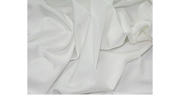 Tela de lycra lisa y elástica de nailon y licra, tela de licra brillante, para baile, disfraz de baile, vestido de tela elástica, 150 cm de ancho, ...
