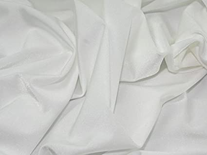 Tela de lycra lisa y elástica de nailon y licra, tela de licra brillante,