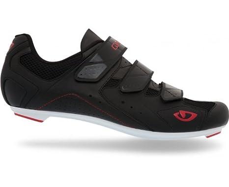 GIRO Treble Zapatillas de Carretera Caballero, Negro/Blanco, 47: Amazon.es: Zapatos y complementos