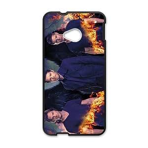 Artistic Fashion Unique Black Phone Case for iPhone 5S