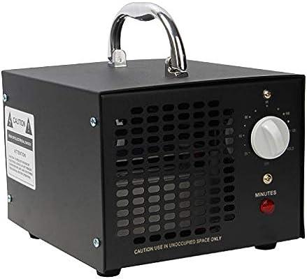 vingo 10000mg / h generador de ozono purificador de Aire de ozono con Temporizador para desinfección de esterilizadores para Mascotas en la Sala de automóviles: Amazon.es: Hogar