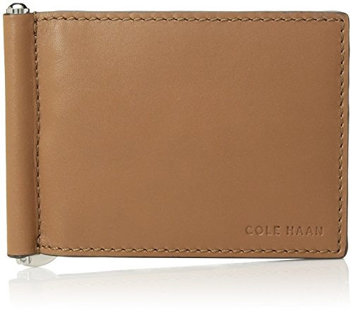 Cole Haan Men's Washington Grand HINGED Bifold Wallet, luggage, No No Size ()
