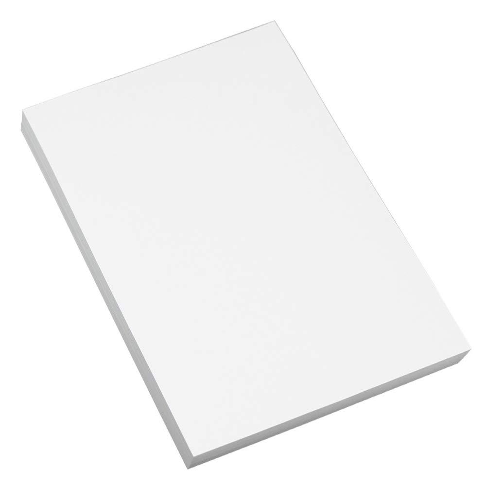ZTH Papier Blanc En Carton A3, 120 G, Poids Léger, 140 G Section 50 Dessin Papier Machines D'ingénierie Conception Architecturale Dessin Couleur Papier Au Plomb Papier Marqueur Papier Spécial A+