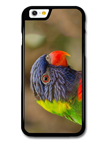 Mulitcolour Parrot Photograph Cool Cute Bird Animal case for iPhone 6 6S
