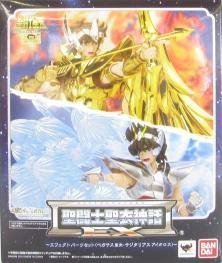 Saint Cloth Myth EX Effect Parts Set (Pegasus Seiya, Sagittarius Aeolus) soul web shop