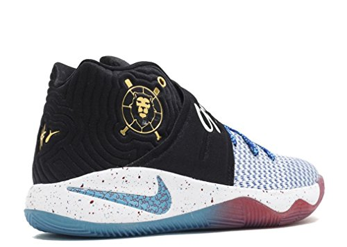 NIKE Grade School Boys Kyrie 2 Basketball Shoes Multicolor tl1St4w