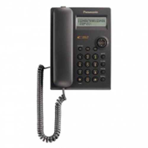 Panasonic KXTSC11B 1-Line Corded Caller ID Integrated Telephone System Black consumer electronics Electronics