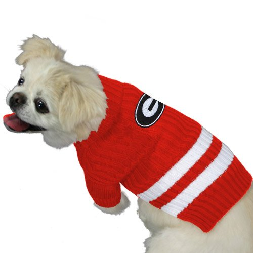 georgia bulldog sweater - 1