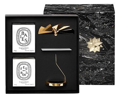 Diptyque Holiday Carousel & Candle Set by Diptyque